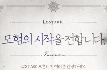 открылся официальный корейский сайт lost ark