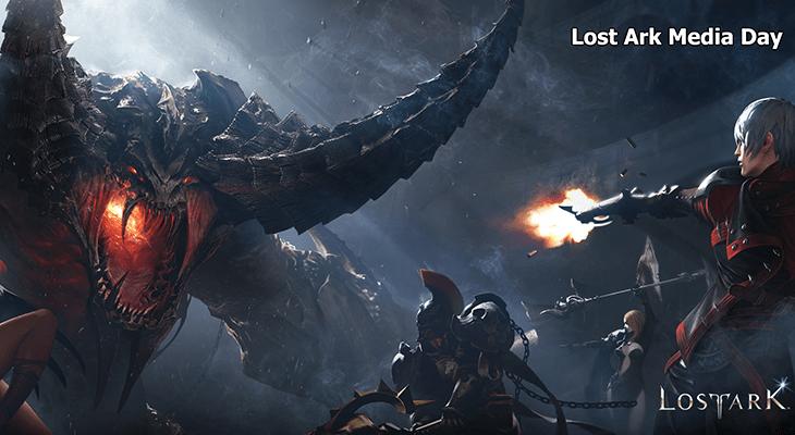 Lost Ark Media Day 2016