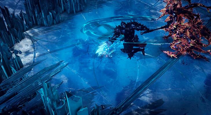 pve подземелья lost ark обзор