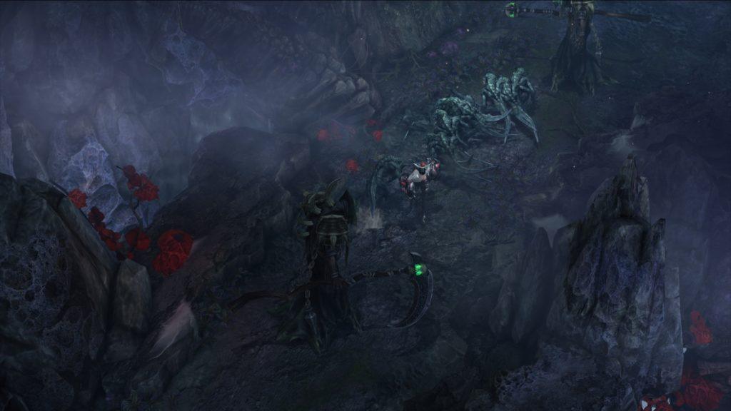 скриншоты обновления Роэндел lost ark локация